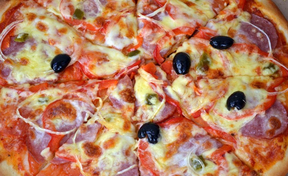 Ресторан Pizza & Rolls - фотография 1