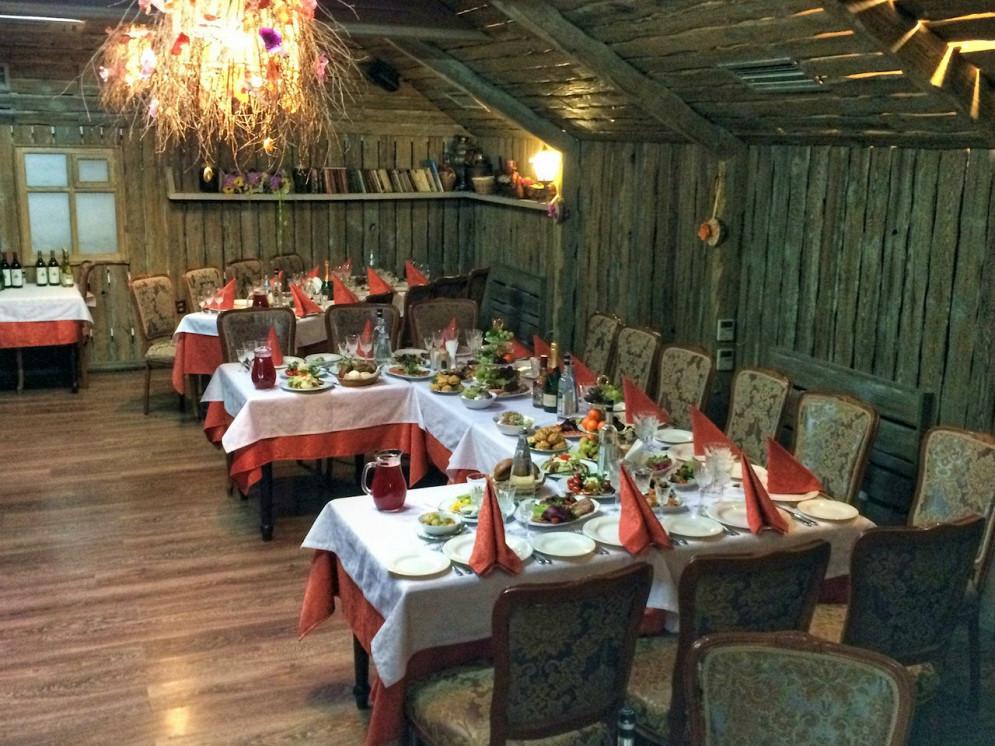 Ресторан Манилов - фотография 3