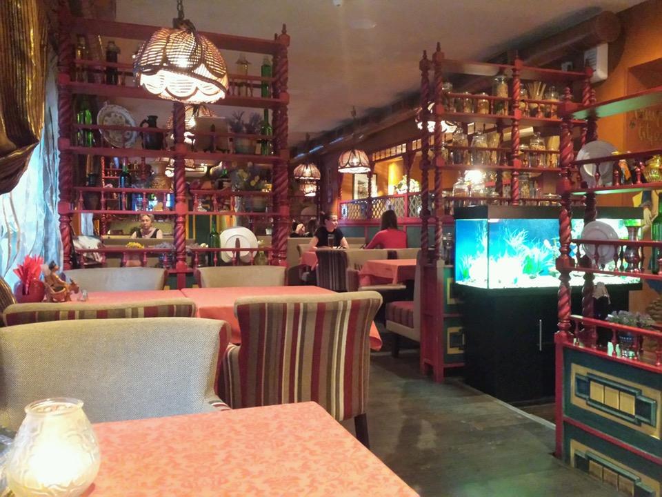 Ресторан Odjah - фотография 4