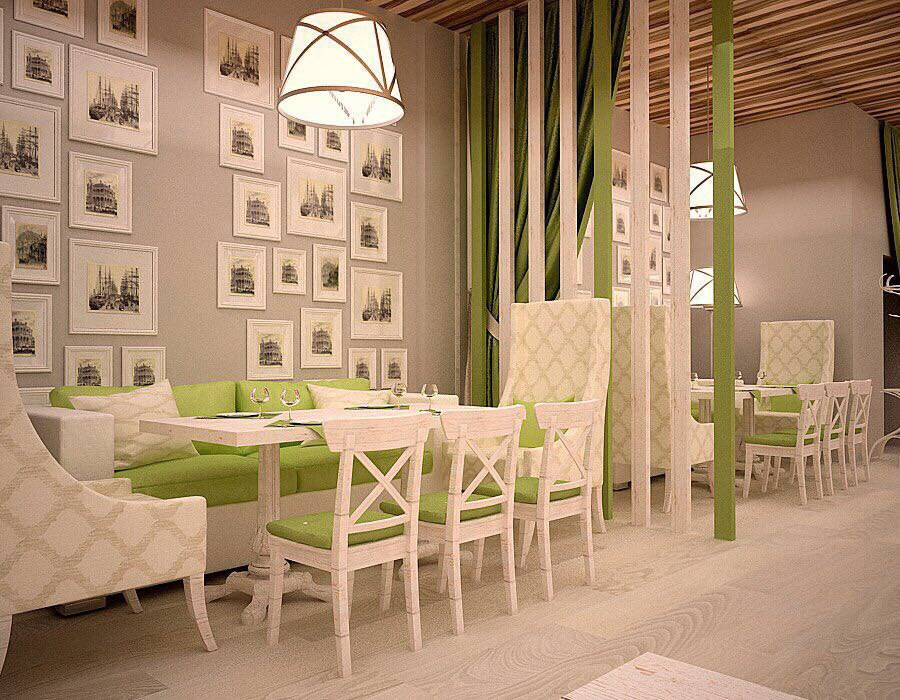 Ресторан Дубровский - фотография 5
