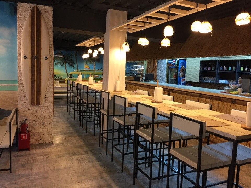 Ресторан Surf Burger - фотография 2