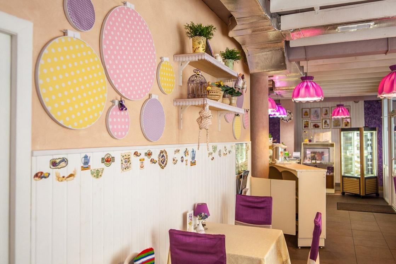 Ресторан Виолет-ажур - фотография 1
