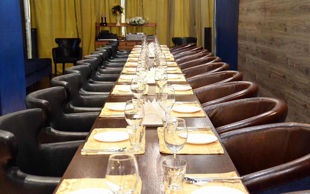 Ресторан Aria - фотография 14