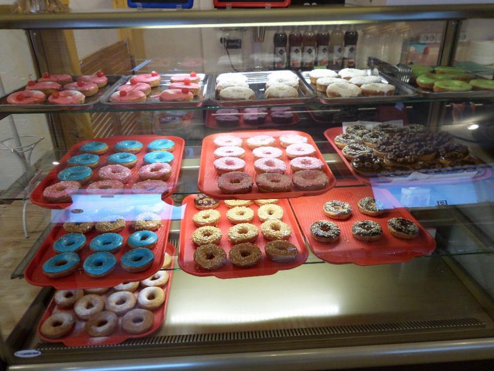 Ресторан Donut Club - фотография 5