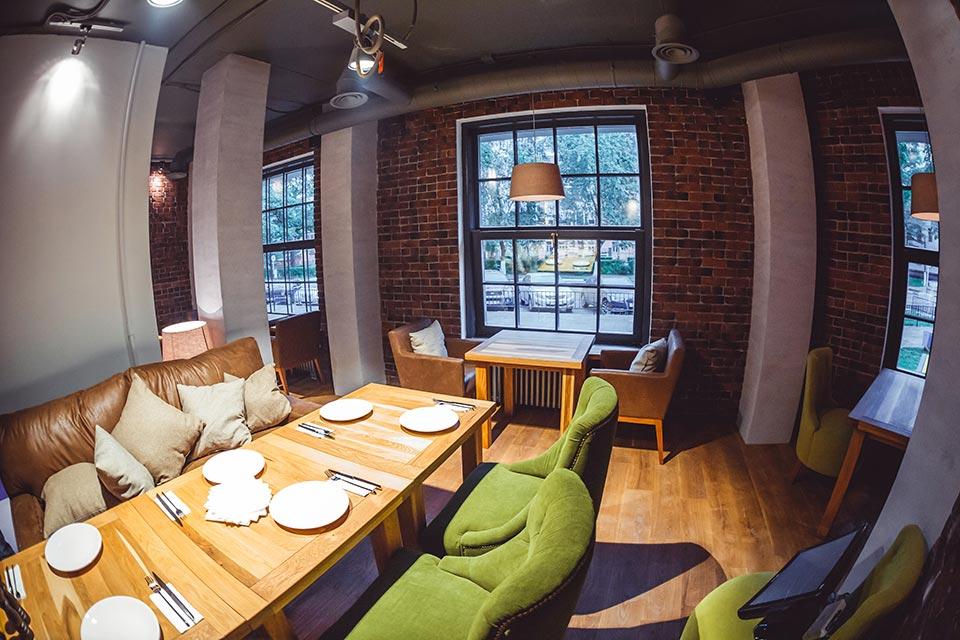 Ресторан Теория - фотография 1