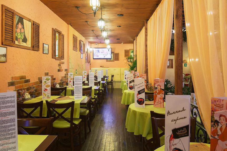 Ресторан Da Pino - фотография 7