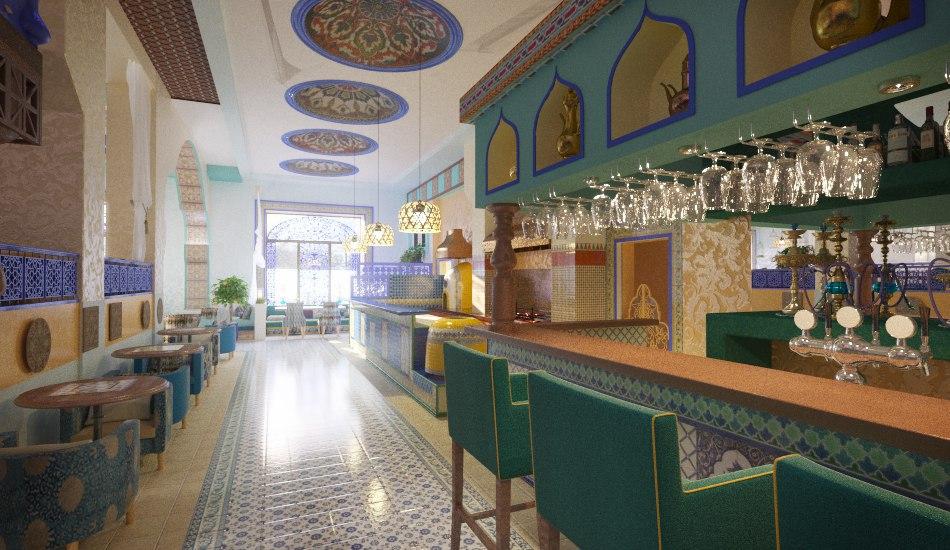 Ресторан Хоттабович - фотография 3