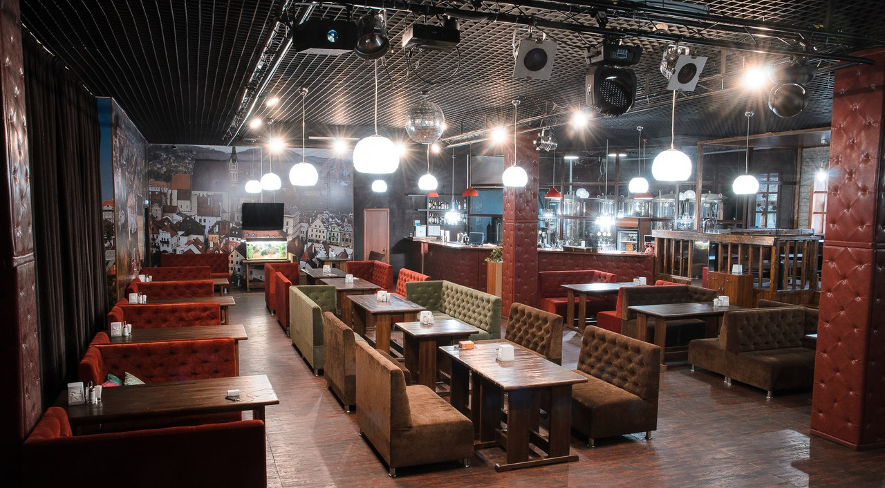 Ресторан Златый жбанок - фотография 1