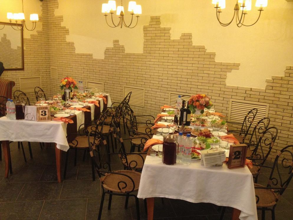 Ресторан Вкусный центр - фотография 4