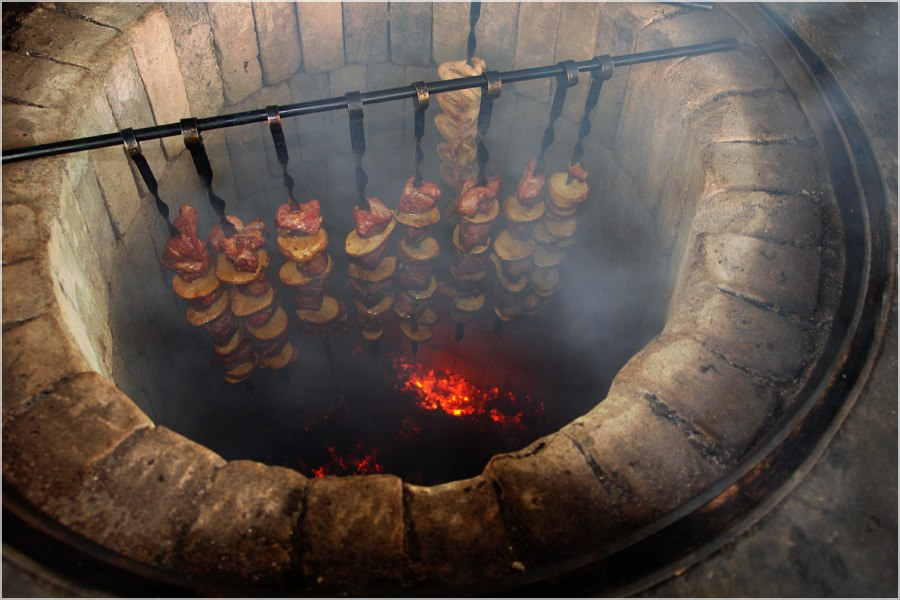 Ресторан Шашлычный двор - фотография 3