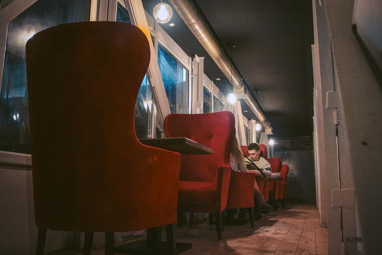 Ресторан Wow Moscow Lounge - фотография 1