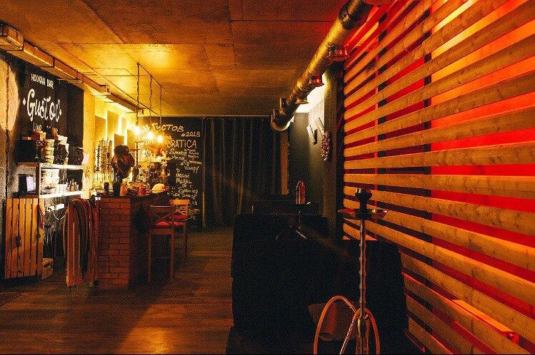 Ресторан Густов - фотография 1