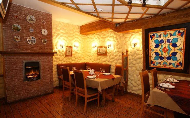 Ресторан Легенда - фотография 1