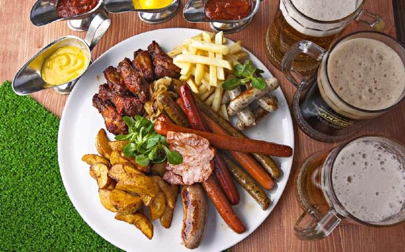 Ресторан Старый амбар - фотография 9