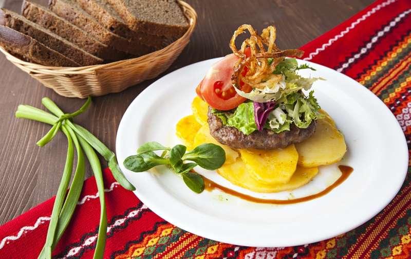 Ресторан Старый амбар - фотография 6