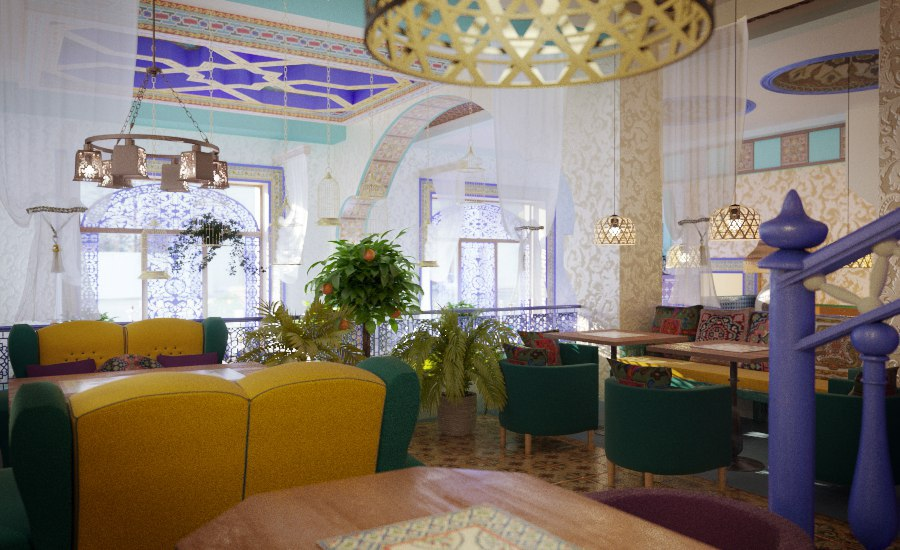 Ресторан Хоттабович - фотография 6