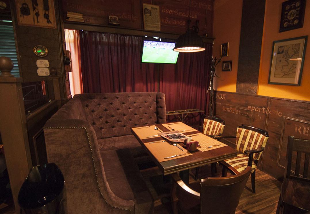 Ресторан Рыжий лис - фотография 3