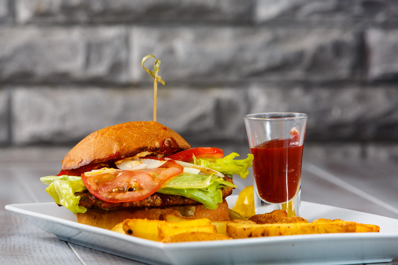 Ресторан Smoking Don - фотография 1 - Бургер Don/Burger Don