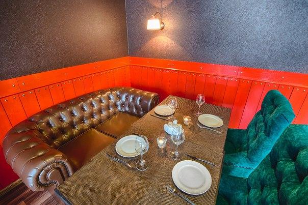 Ресторан Ребрышковая - фотография 1