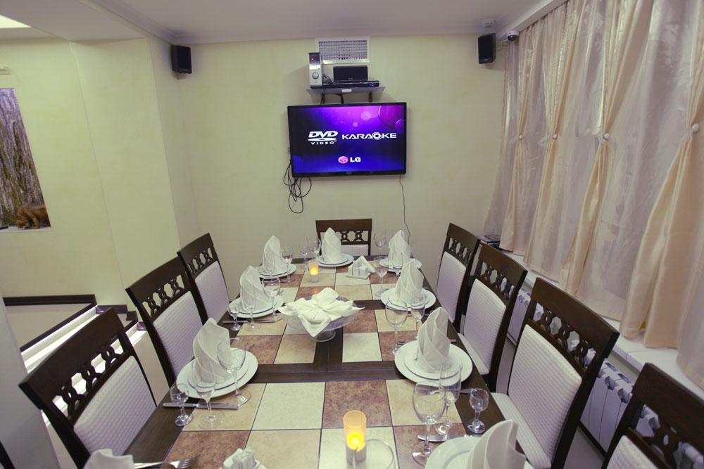 Ресторан Каре - фотография 1