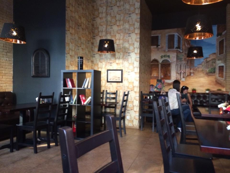 Ресторан Tolstoy - фотография 9