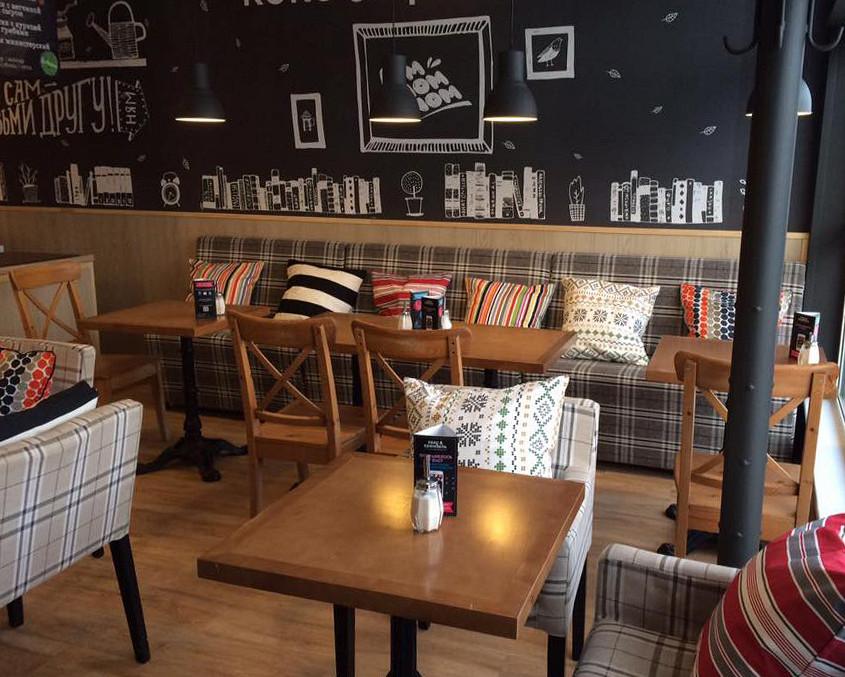 Ресторан Кекс & Крендель - фотография 2