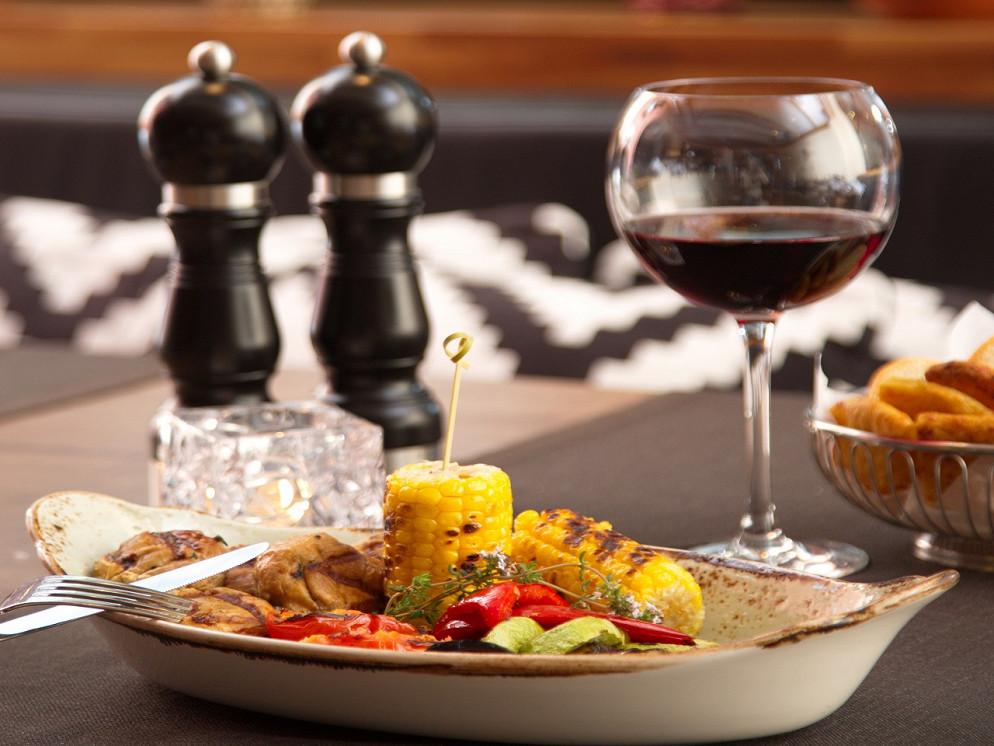 Ресторан Анатолиан кебаб и гриль - фотография 4