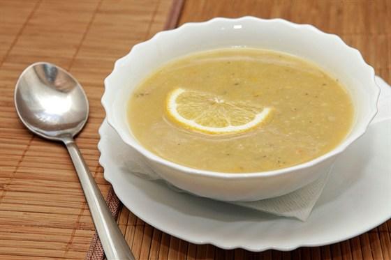 Ресторан Бейрут  - фотография 9 - Чечевичный суп