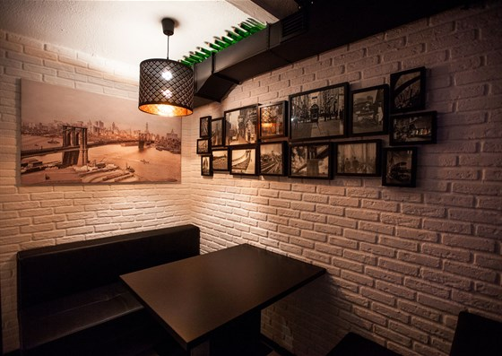 Ресторан Brooklyn - фотография 8