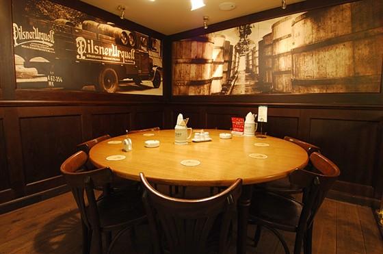 Ресторан Пилзнер - фотография 7 - Пилзнер на Полянке
