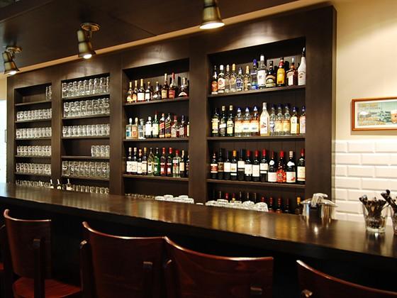 Ресторан Козловица - фотография 4 - Интерьер