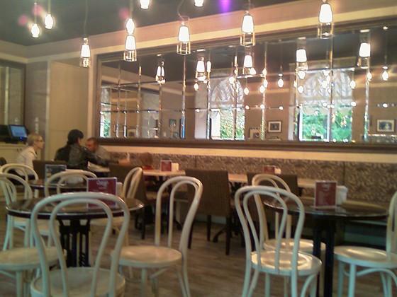 Ресторан Ажур - фотография 1