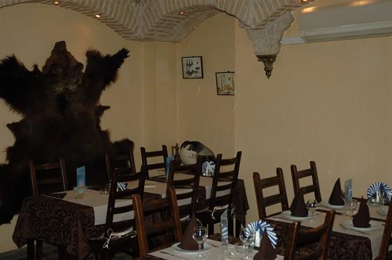 Ресторан Анука - фотография 4 - Ресторан Ануки