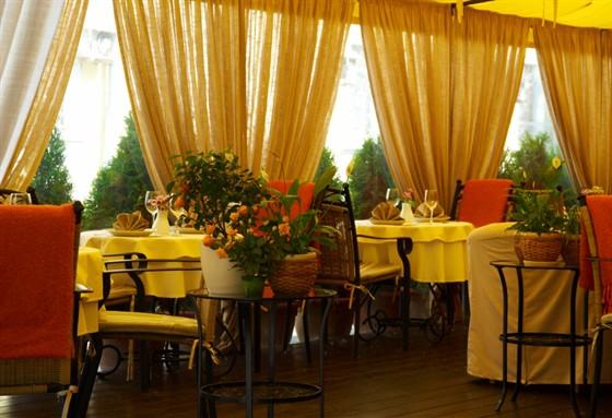 Ресторан Альпийская терраса - фотография 13