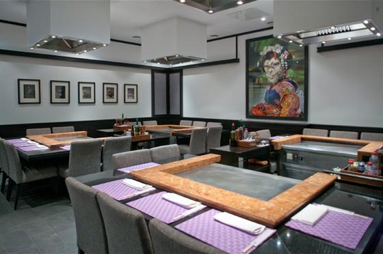 Ресторан Sumosan - фотография 11