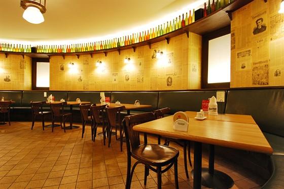 Ресторан Пилзнер - фотография 10 - Интерьер