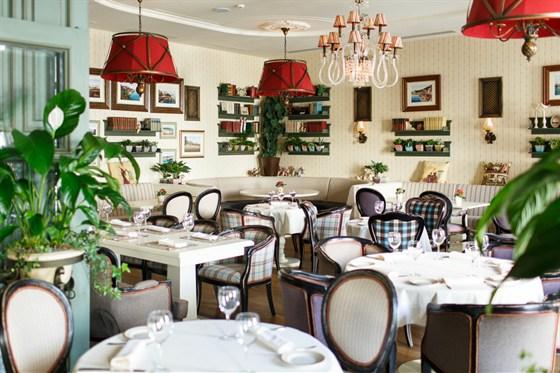 Ресторан Гримо - фотография 12 - Ресторан Гримо