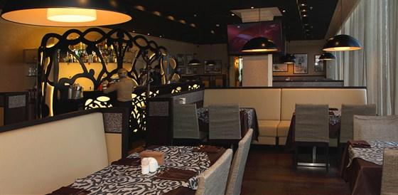 Ресторан Mascotte - фотография 6 - Интерьер кафе