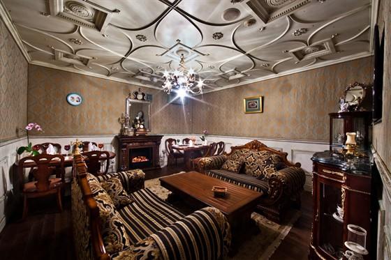 Ресторан Gotinaza - фотография 11 - VIP-кабинет