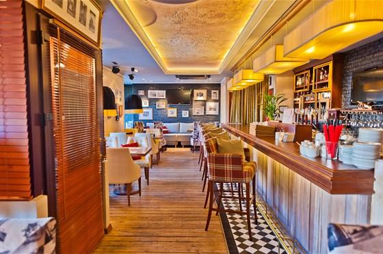 "Ресторан Side - фотография 3 - зал ""Британия"""