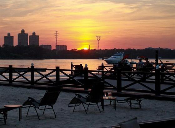 Ресторан Город яхт - фотография 10