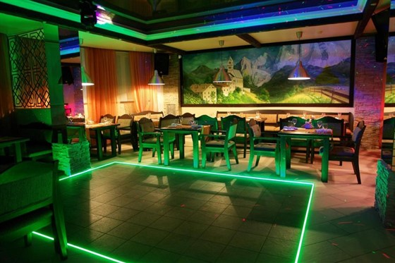Ресторан Chalet - фотография 1