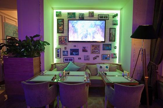 Ресторан Follow Me Café - фотография 13