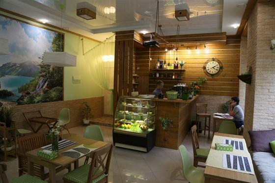 Ресторан Green - фотография 1 - Зал на 20 человек