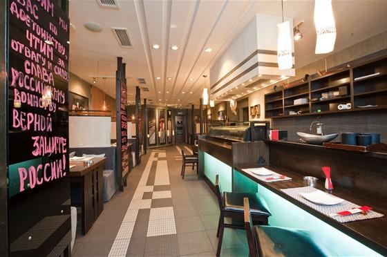Ресторан Wok - фотография 5 - Основной зал