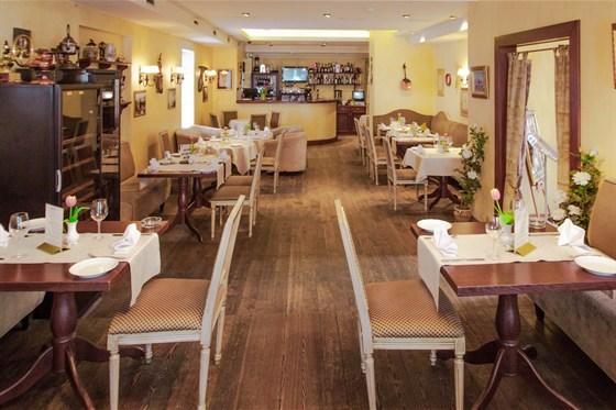 Ресторан La Serenata - фотография 8 - 1 этаж