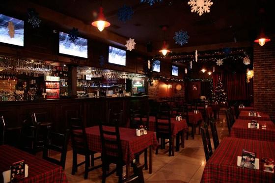 Ресторан Портер - фотография 3 - Главный зал