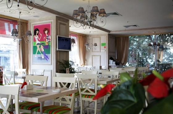 Ресторан Ньокки - фотография 10 - основной зал