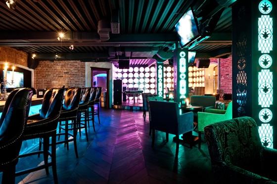 Ресторан Boom Boom Room by DJ Smash - фотография 3