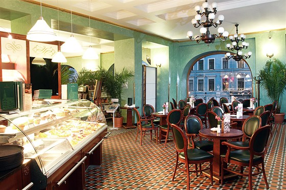 Ресторан Зингер - фотография 4 - Скидка 25 % с 9.00 до 11.00 на меню завтрака